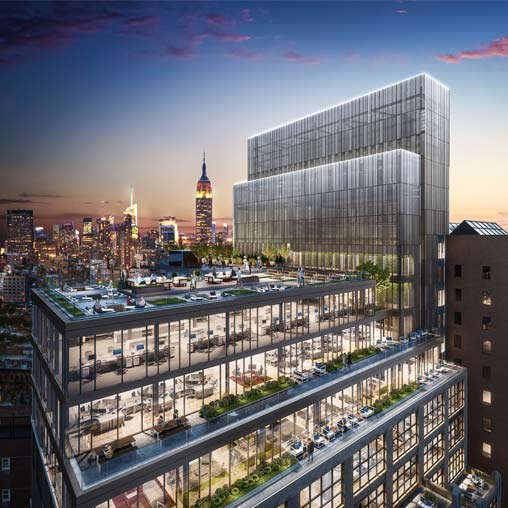 New york offices gensler for New york architecture firms