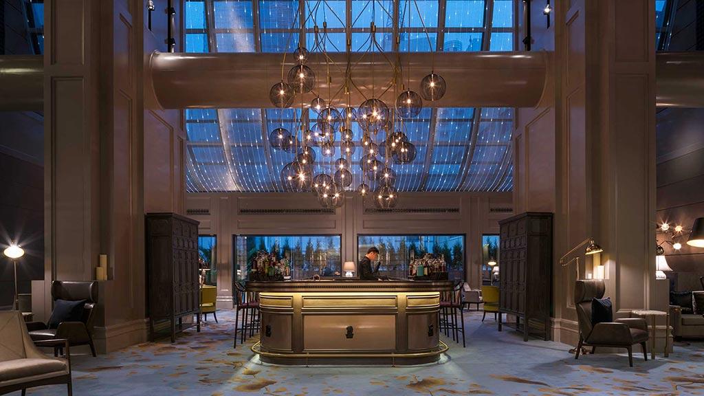 Portman Ritz Carlton Projects Gensler