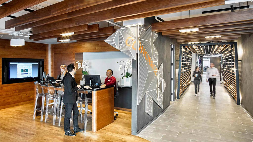 Boston consulting group new york headquarters brand for Design consultancy boston