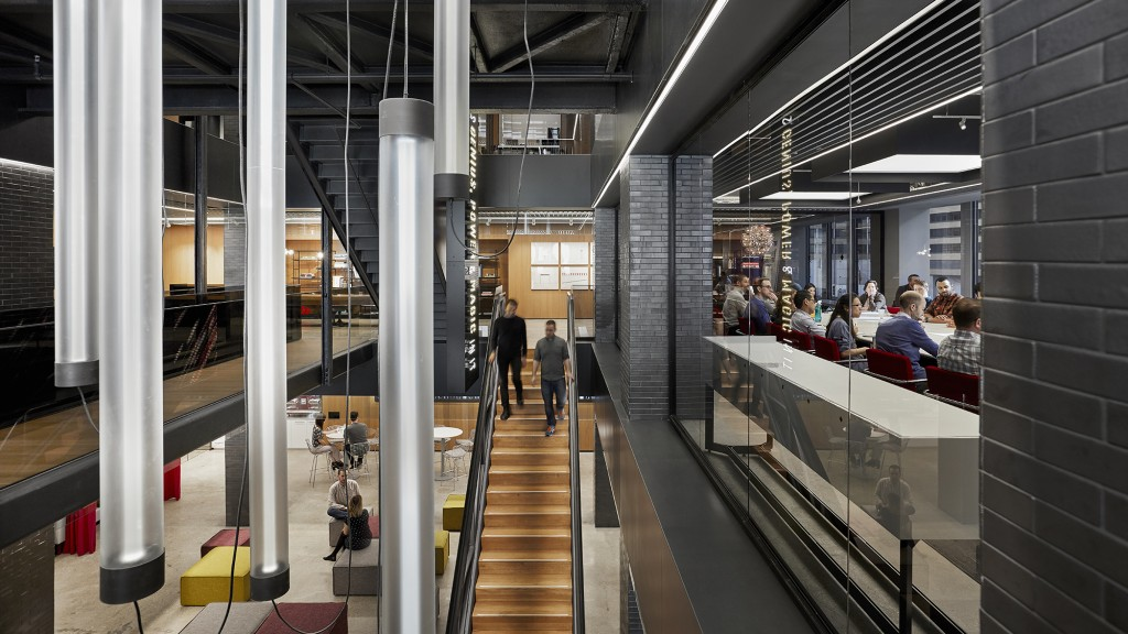 Gensler new york projects gensler for Architectural designer gensler salary