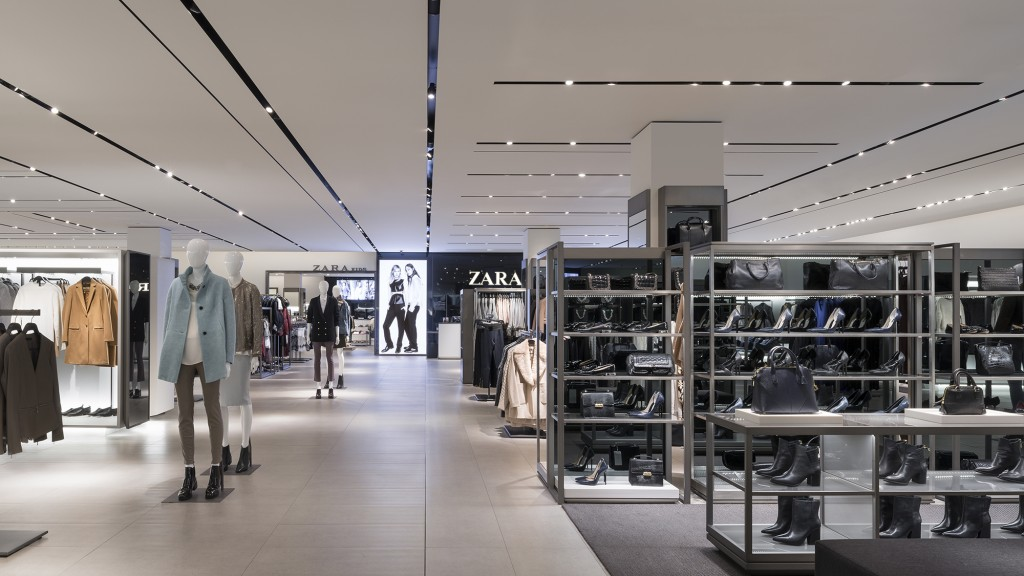 Zara Usa Projects Gensler