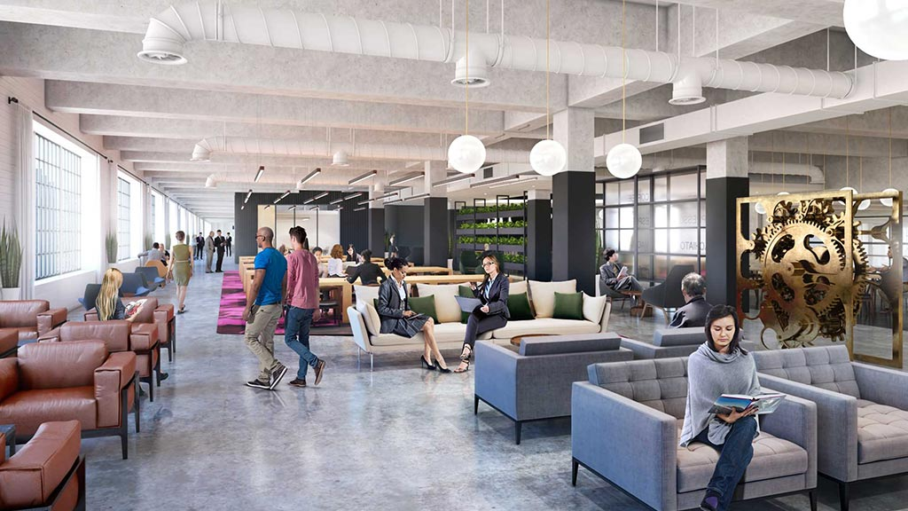 The Post Office Projects Gensler
