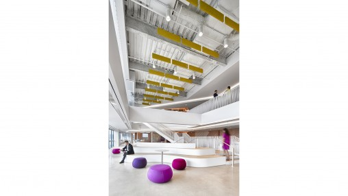 Ellucian Headquarters | Projects | Gensler