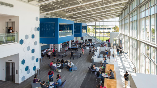 Lone Star College Cyfair Campus Projects Gensler