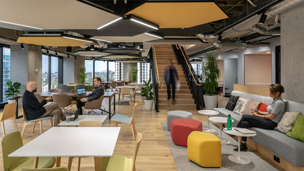 QBE Insurance Auckland | Projects | Gensler