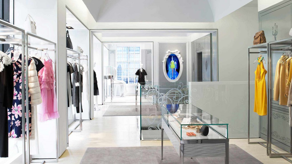 Christian Dior Temporary Store Projects Gensler