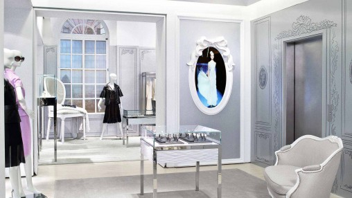 Dior Temporary, Dior Home Furniture