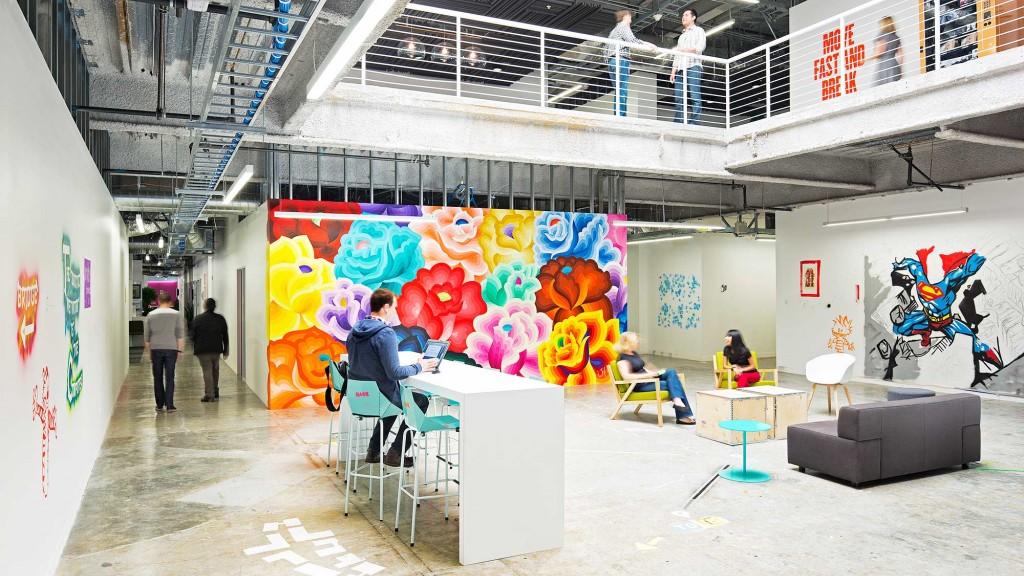 Facebook Headquarters Projects Gensler