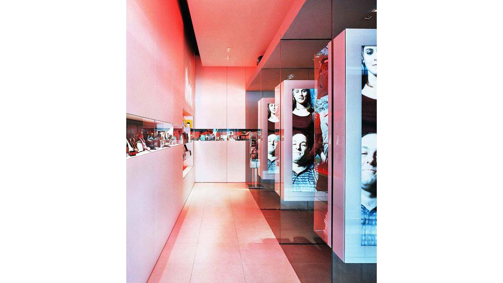 HBO Shop | Projects | Gensler