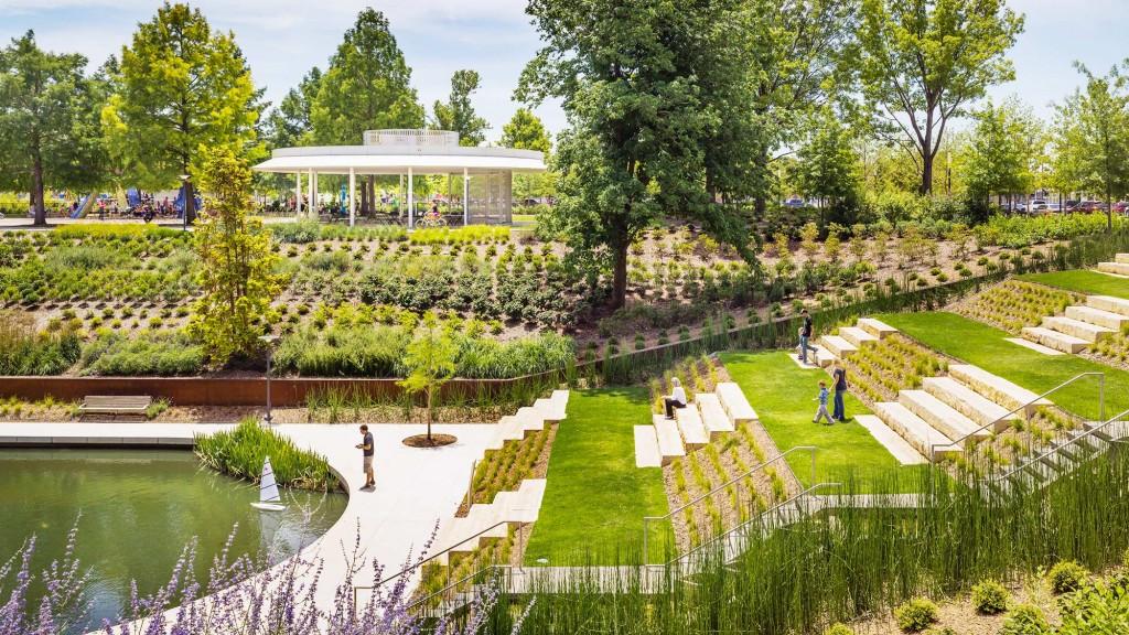 Myriad Botanical Gardens Projects Gensler