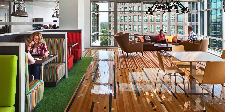 Atlanta Offices Gensler
