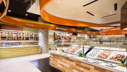 the buffet aria resort casino projects gensler rh gensler com Mandalay Bay Buffet Caesars Palace Buffet