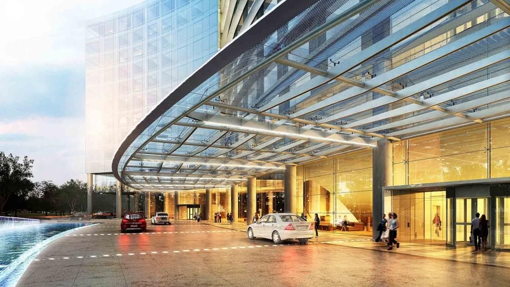 Grand Hyatt Incheon Projects Gensler