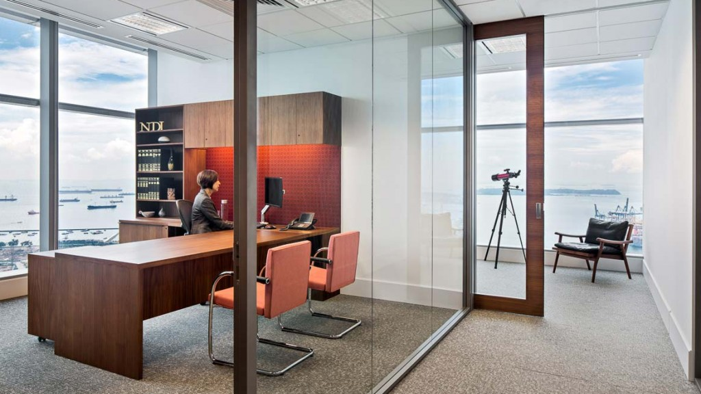 2010 Legal Workplace Survey Gensler Research Institute