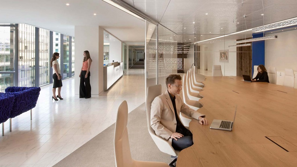 Trends in the legal workplace gensler research institute for Office design research