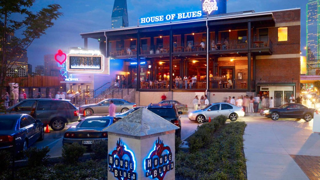 House Of Blues Dallas | Projects | Gensler