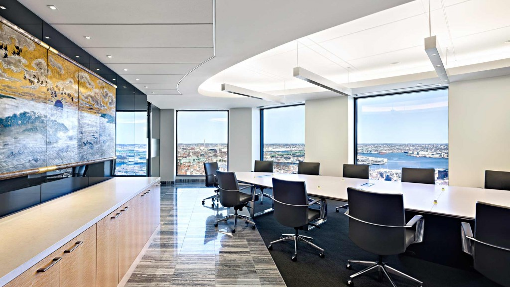 Commercial law firm boston projects gensler for Small interior design firms nyc