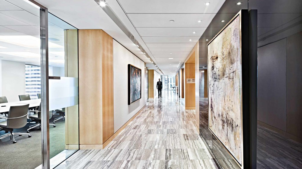 Commercial Law Firm, Boston | Projects | Gensler