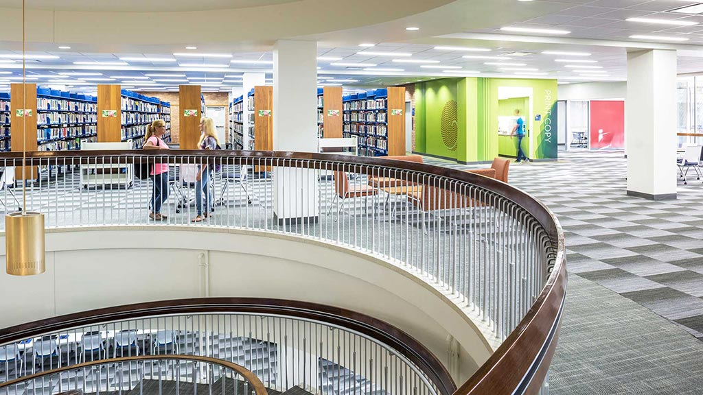 How Do Students Envision The Present And Future Academic Library