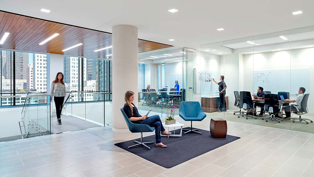 Riverbed Technology | Projects | Gensler