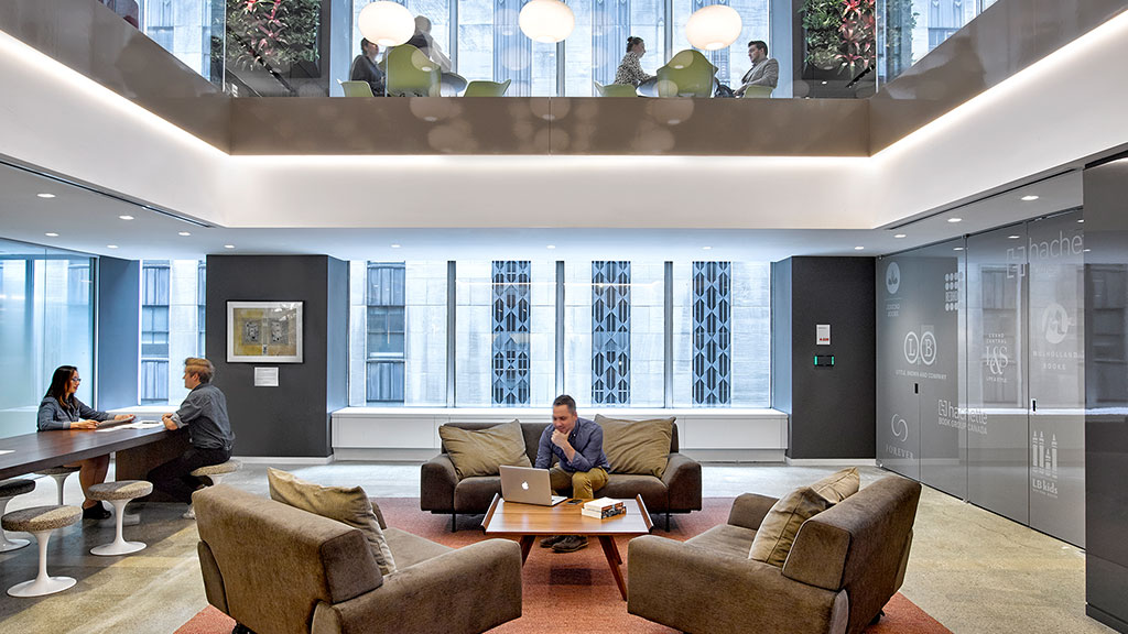 Hachette Book Group | Projects | Gensler