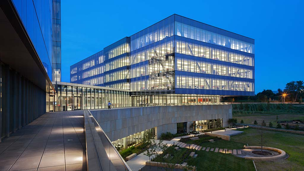 Reinsurance Group Of America Projects Gensler