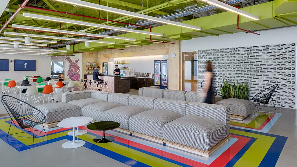 facebook office design. Facebook Office Design