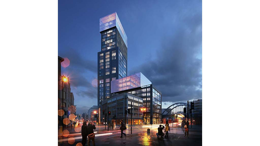 Gensler and Highgate Holdings Secure Planning Permission for ...