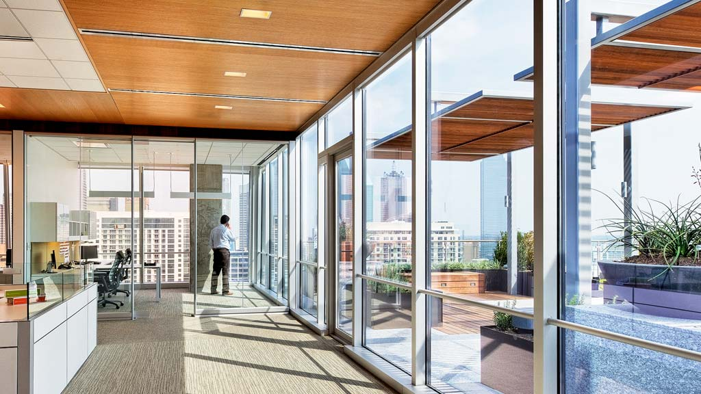 Management Consulting Firm Dallas Projects Gensler