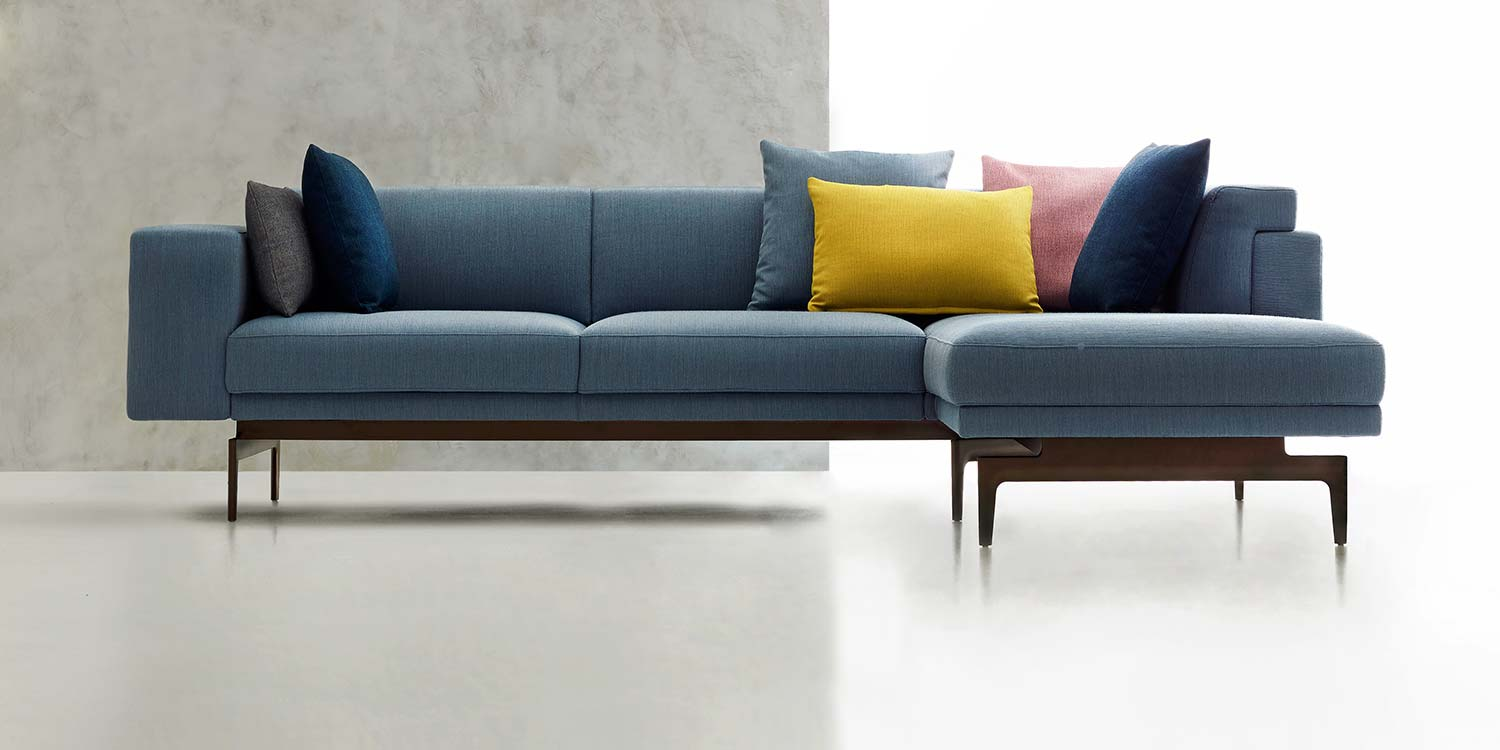Nyc sofa modular sofa contemporary fabric commercial nyc for Affordable modern furniture new york city