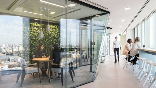 UBM London | Projects | Gensler