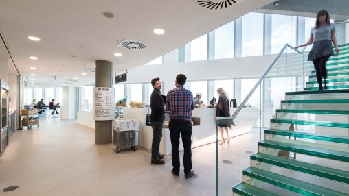 UBM London | Projects | Gensler