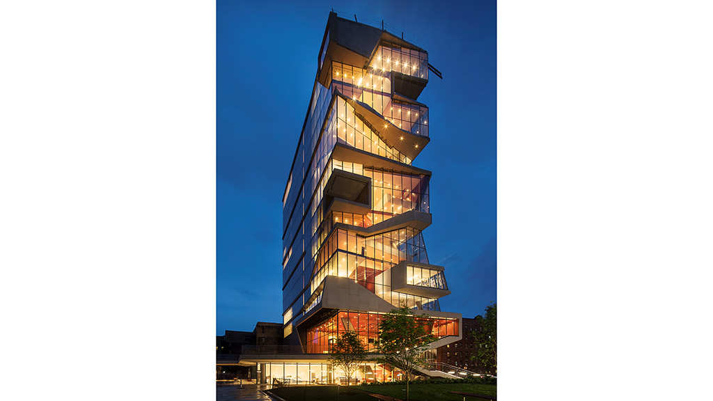 Columbia University Medical Center Projects Gensler