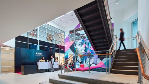 NYX Cosmetics Headquarters | Projects | Gensler
