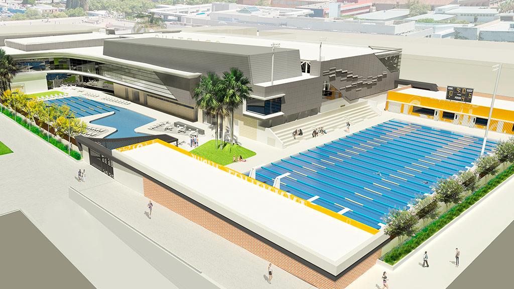San jose state university student recreation and aquatics - San jose state university swimming pool ...