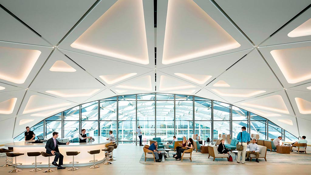Westin DEN Hotel and Transit Center Projects Gensler
