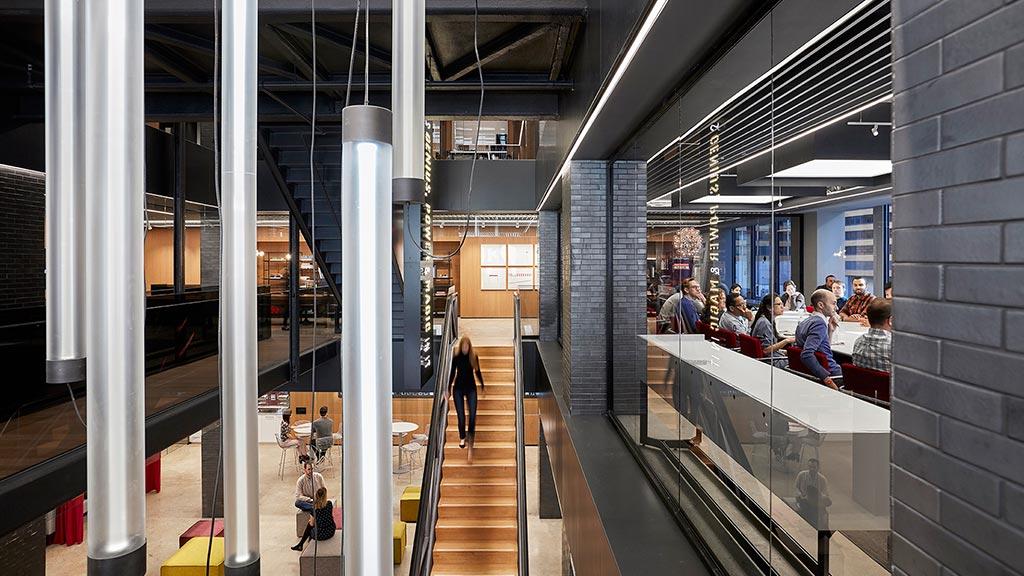 gensler new york moves into smart office press releases