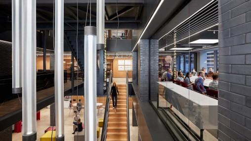 gensler new york moves into smart office press releases news