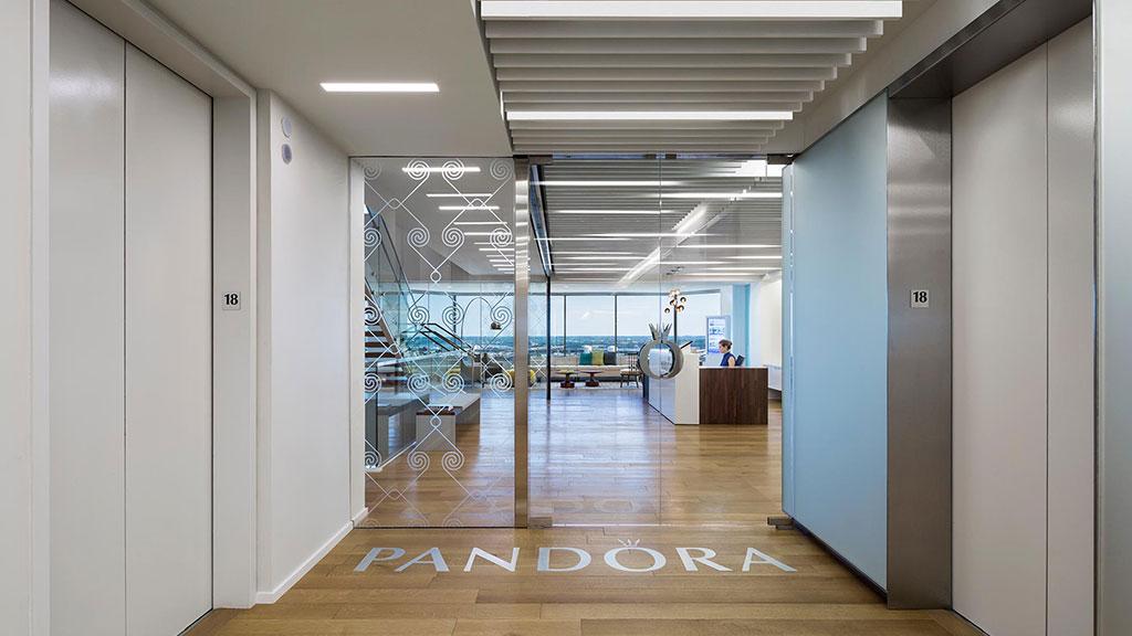 Pandora Americas Headquarters Projects Gensler