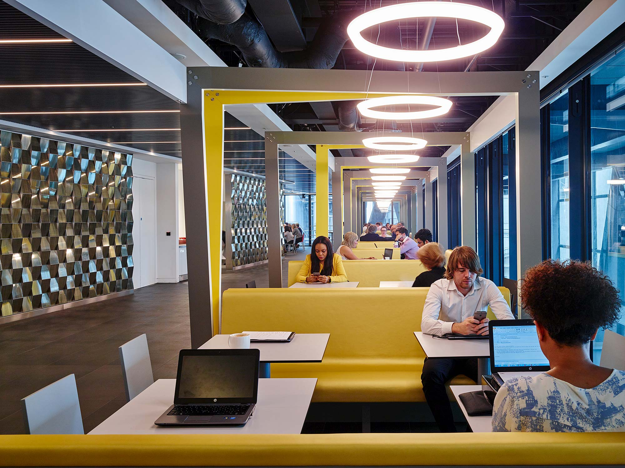 Research insight gensler for Office design research