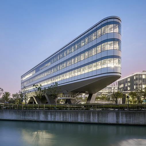 Shanghai Offices Gensler