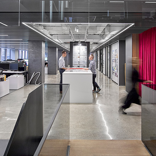 New York Offices Gensler