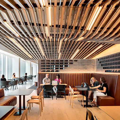 Interior Design Honors Hyatt Corporate Headquarters With 2017 Best Of Year  Award
