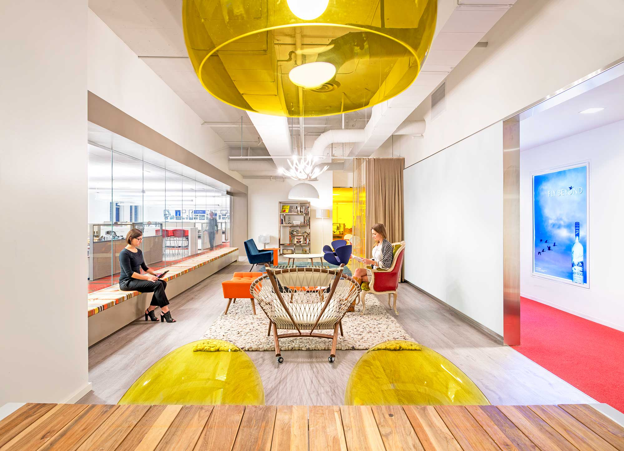 The future of workplace gensler for Big office design