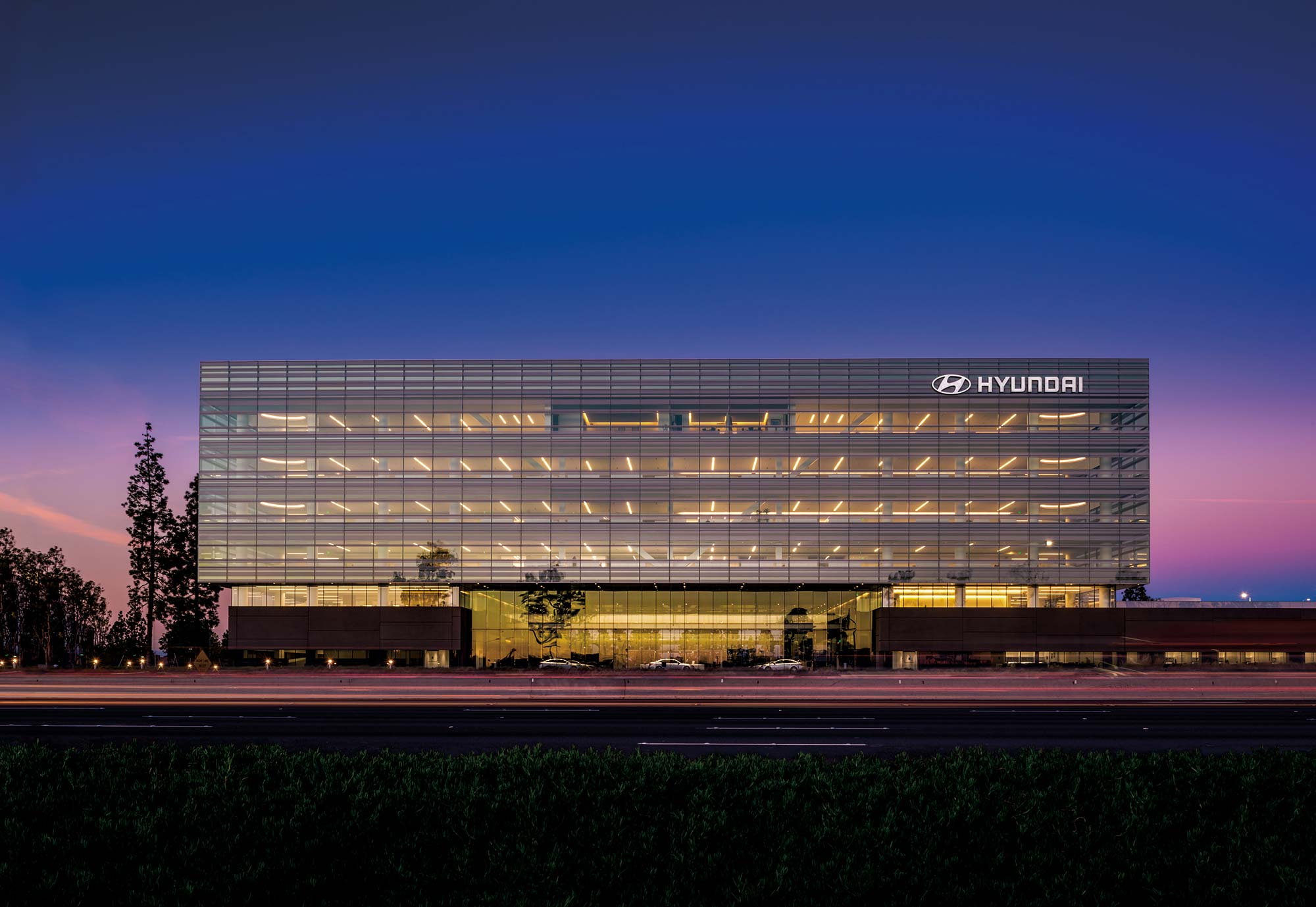 Hyundai motor company north america - The Future Of Workplace