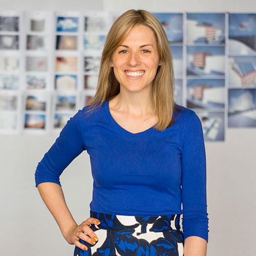 A photo of Amy Pothier