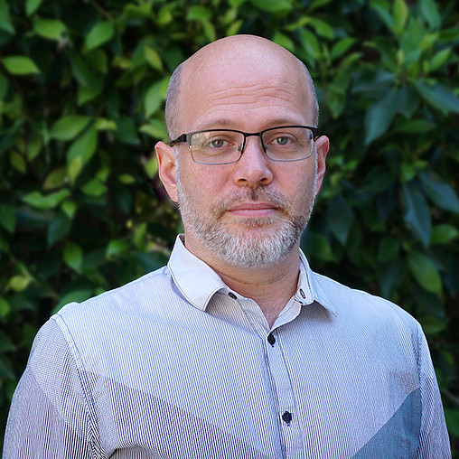 A photo of David Glicksman