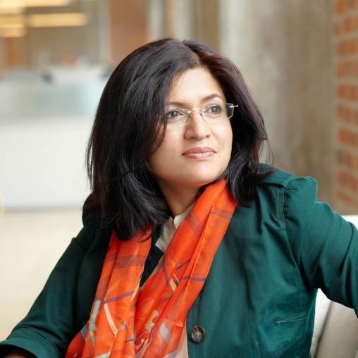A photo of Smita Gupta