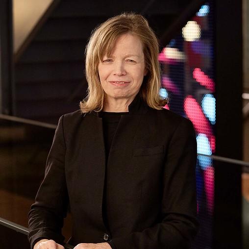 A photo of Madeline Burke-Vigeland