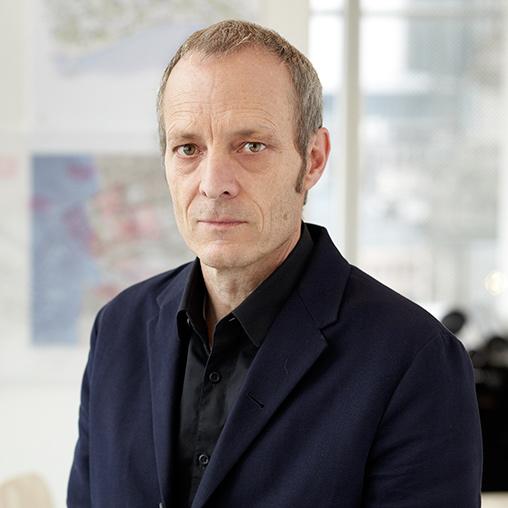A photo of Tom Lindblom